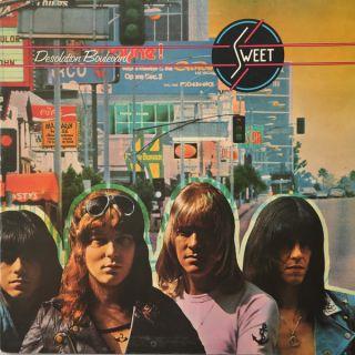 SWEET  Desolation Boulevard 1974 (2018)