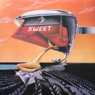 SWEET  Off The Records 1977 (2017)