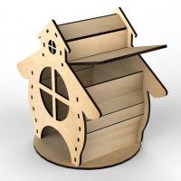 Чайный домик простой