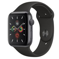 Apple Watch S5 44mm Black