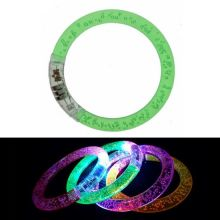 Светящиеся браслеты, 1 шт., Зеленый
