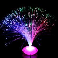 Светильник- ночник Нежность, Цвет подставки: Розовый