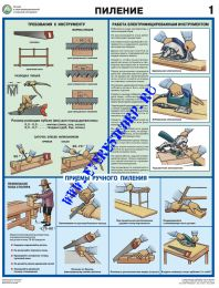 Электрифицированный столярный инструмент