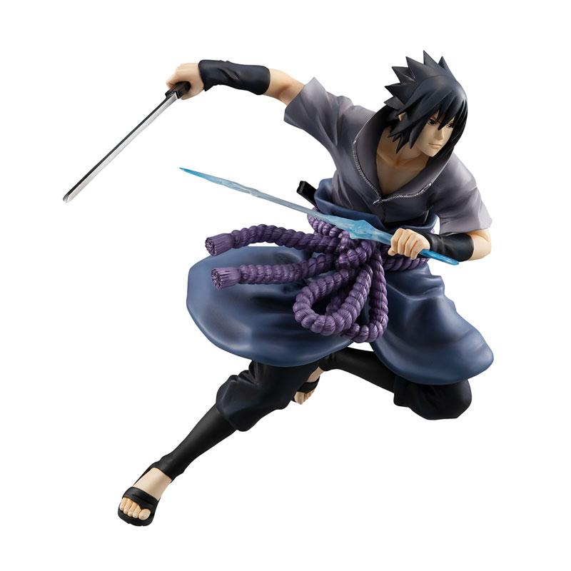 Аниме фигурка Naruto Shippuden - Учиха Саске Uchiha Sasuke Ninkai Taisen