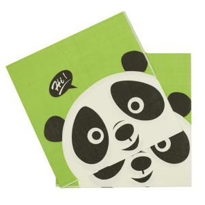 Салфетки Милые Панды