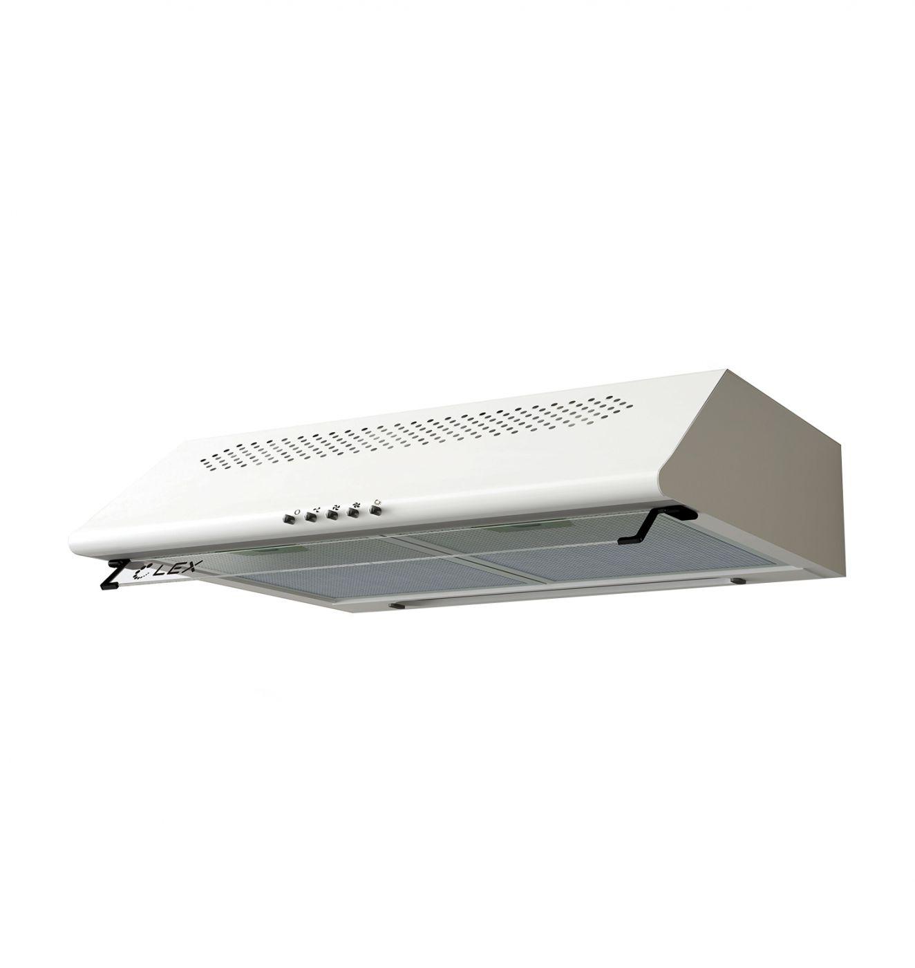 Подвесная вытяжка LEX Simple 500 White (CHAT000015)