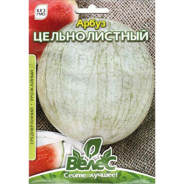 """""""Цельнолистный"""" (10 г) от ТМ """"Велес"""""""