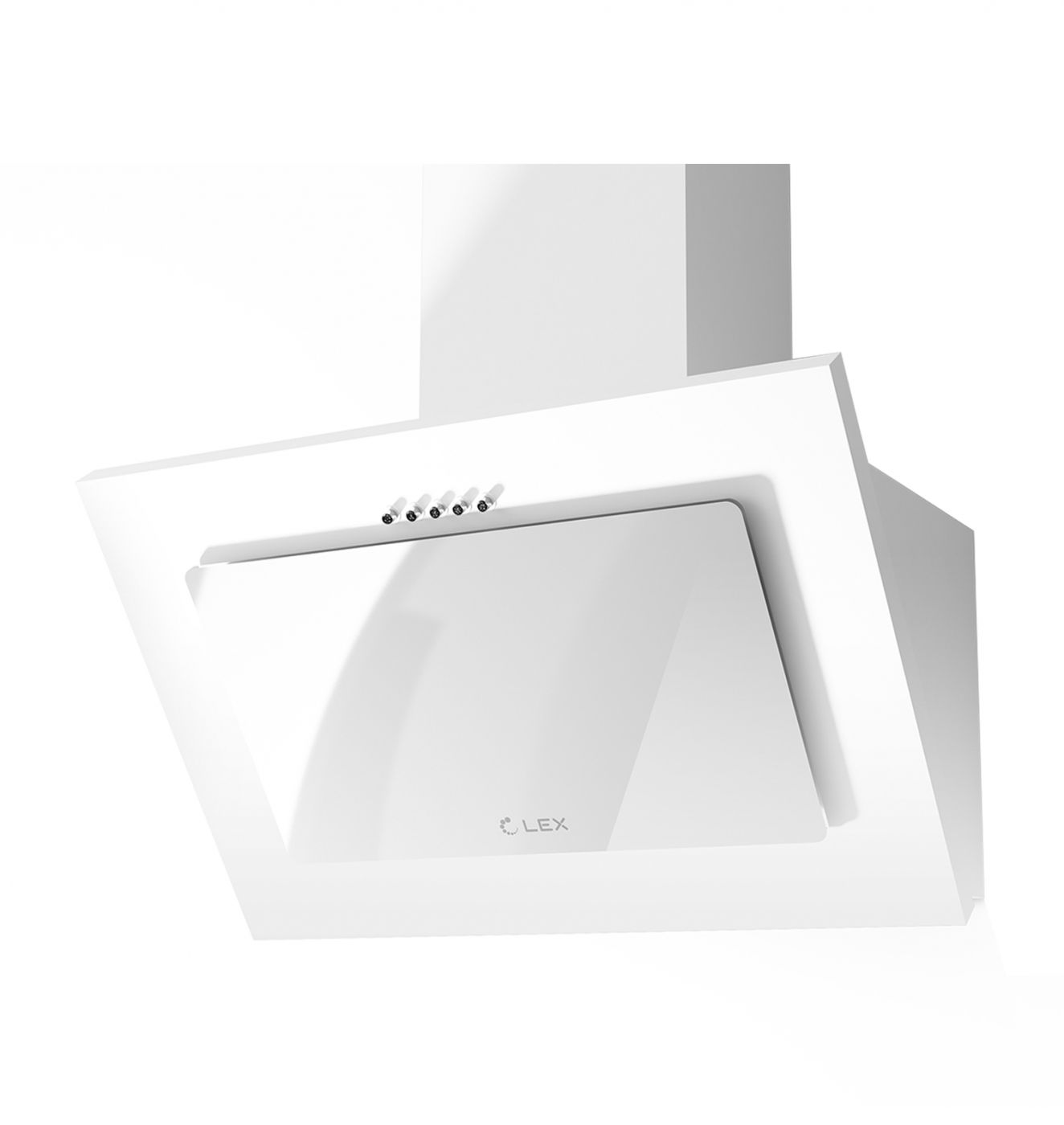 Кухонная вытяжка Lex MIKA 600 WHITE (CHTI000333)