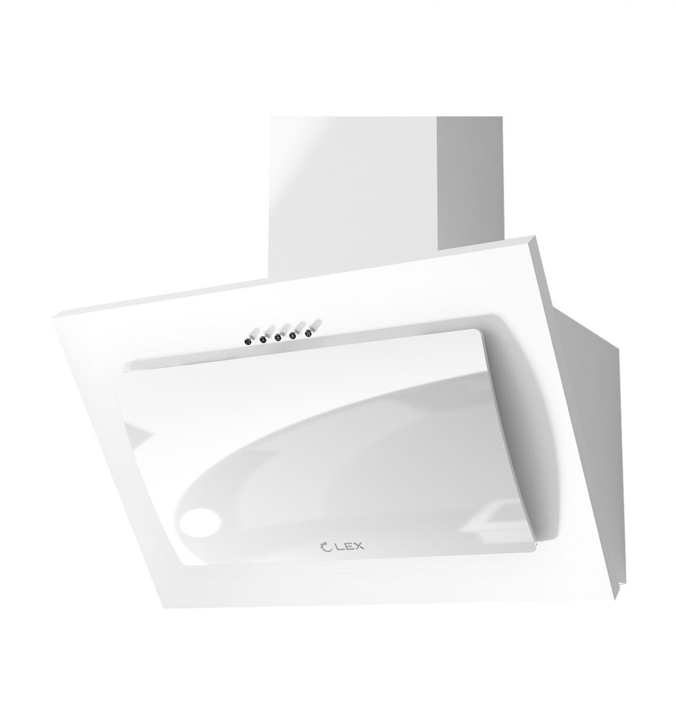 Вытяжка LEX Mika C 600 WH (CHTI000341)