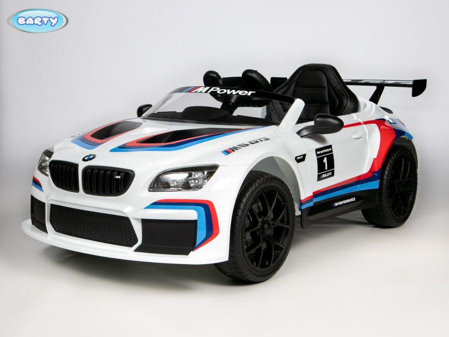Детский электромобиль BMW M6 GT3
