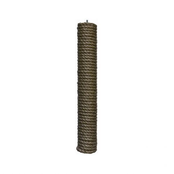 Дарэлл Столбик сменный д/когтеточки, льнопеньковая веревка 50*450мм