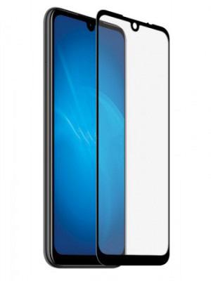 Защитное стекло противоударное PALMEXX для Xiaomi Mi A3 5D черный