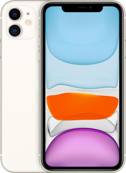 Apple iPhone 11 256GB (белый)