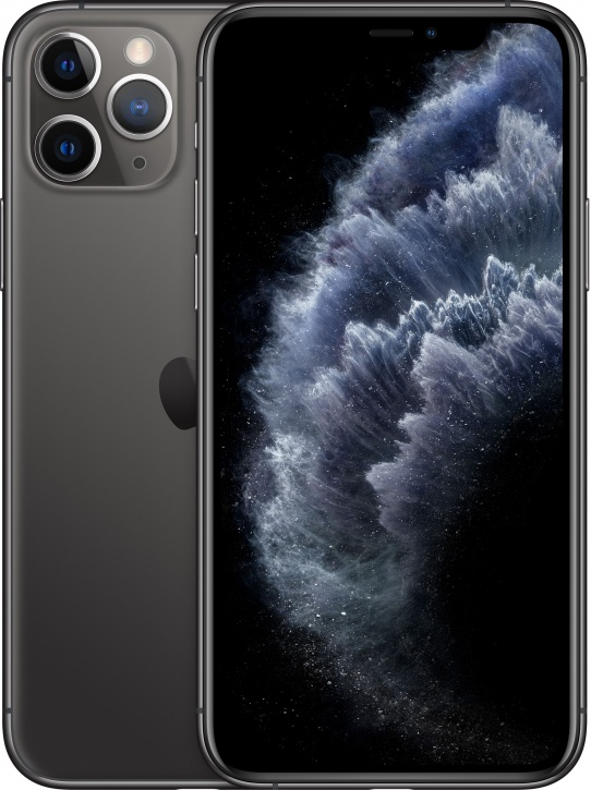 Apple iPhone 11 Pro Max 512GB (серый космос)