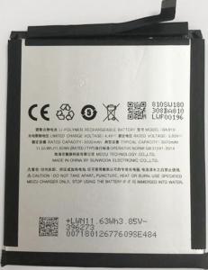 Аккумулятор Meizu M8c (BA810) Оригинал