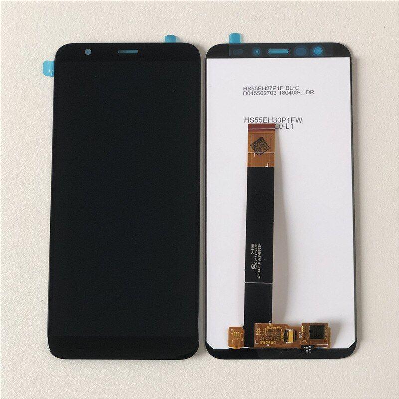 LCD (Дисплей) Meizu M8c (в сборе с тачскрином) (black)