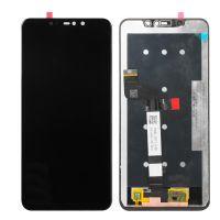 LCD (Дисплей) Xiaomi Redmi Note 6 Pro (в сборе с тачскрином) (black) Оригинал