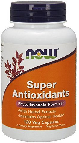 Super Antioxidants от Now Foods 120 капсул
