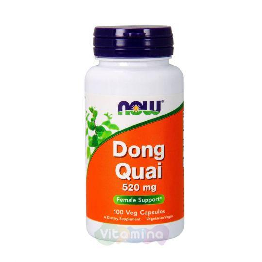 Дудник китайский 520 мг. 100 капс.