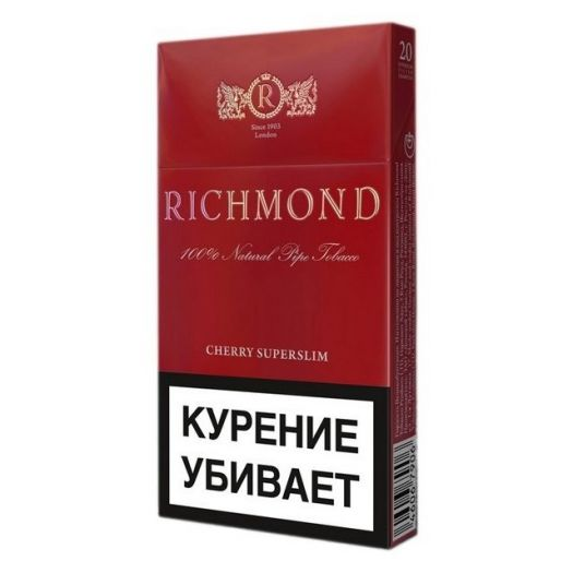 Сигареты Richmond Cherry SS