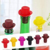 Пробка для бутылок Шляпа Silicone Bottle Stoppers (2)