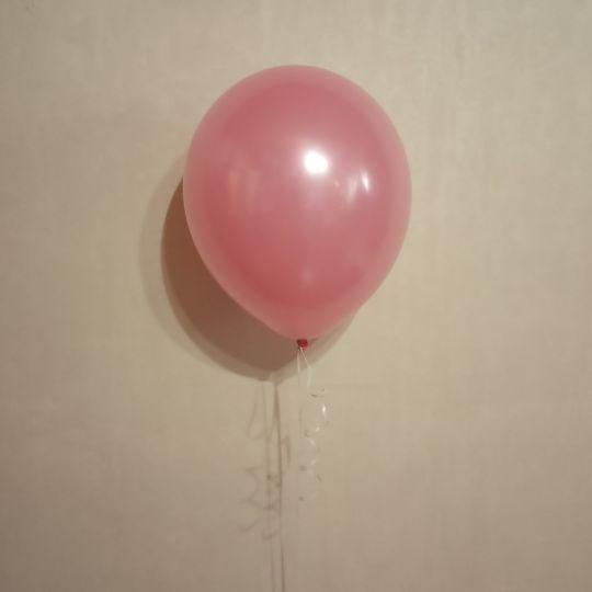 Розовый жемчужный