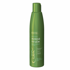 Бальзам Придание объёма Для сухих волос ESTEL Curex Volume