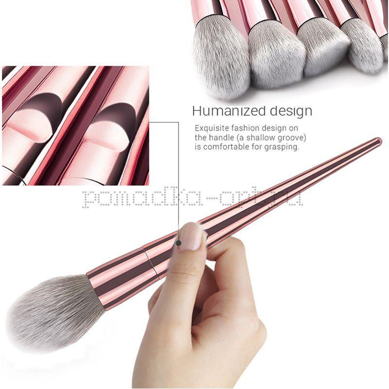 Косметические кисти для макияжа набор
