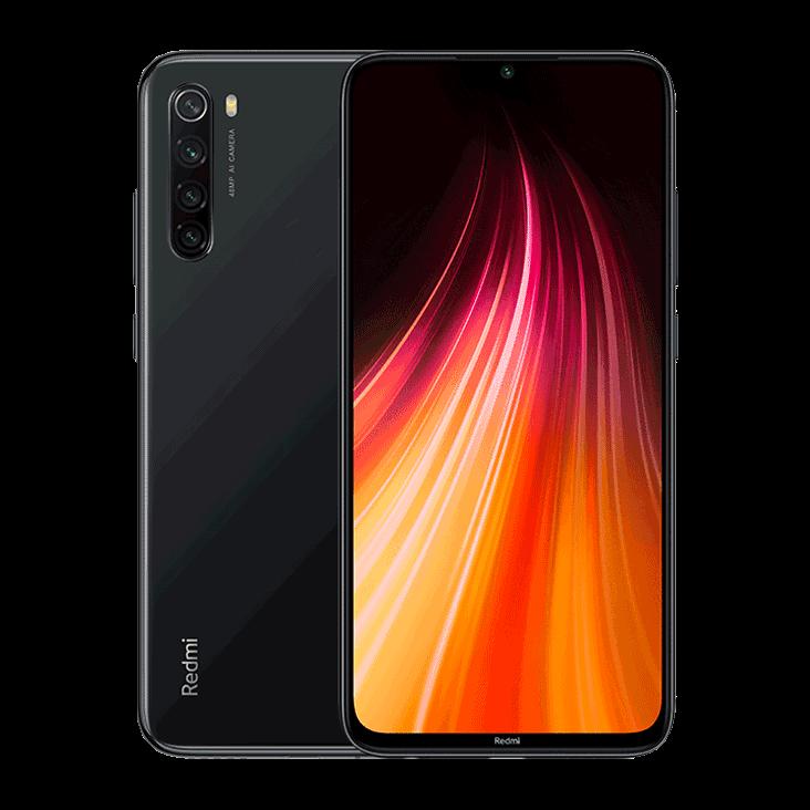 Смартфон Xiaomi Redmi Note 8 4/64GB Black