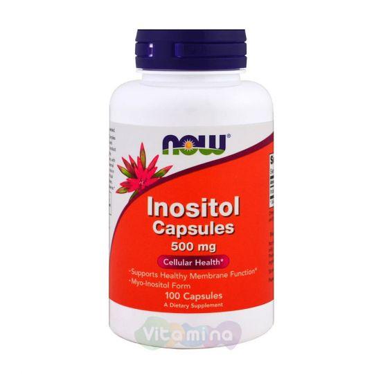 Инозитол 500 мг, 100 капс