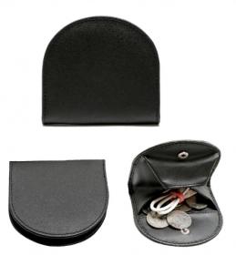 Кошелёк для монет (8*9 см) черный