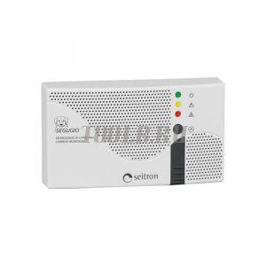 RGDMETMP1 - сигнализатор загазованности ом (СН4) с возможностью подключения внешнего сенсора