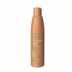 Бальзам Обновление цвета Для тёплых оттенков блонд ESTEL Curex Color Intense