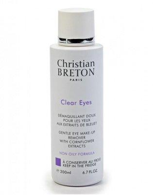 Средство для демакияжа области глаз, Christian Breton, 200 мл