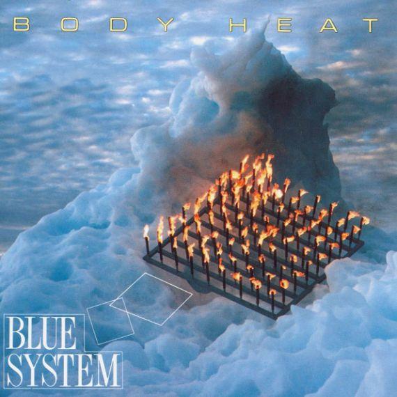 BLUE SUSTEM  Body Heat 1988 (2018)