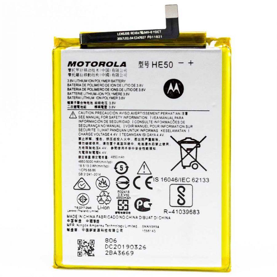 Аккумулятор Motorola Moto E4 Plus (HE50) Оригинал