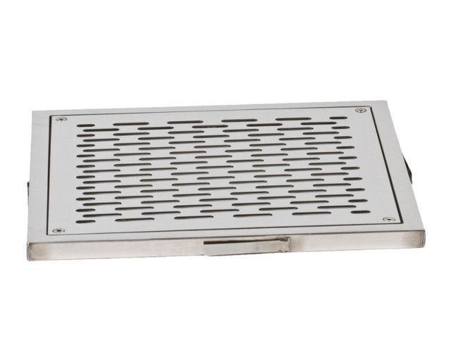 "Слив донный квадратный XenoZone 200х200х120 2,5""(внутр.) плитка"