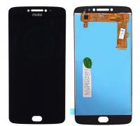 LCD (Дисплей) Motorola Moto E4 Plus (в сборе с тачскрином) (black) Оригинал