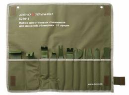 Набор пластиковых съемников для панелей облицовки, 11 предметов
