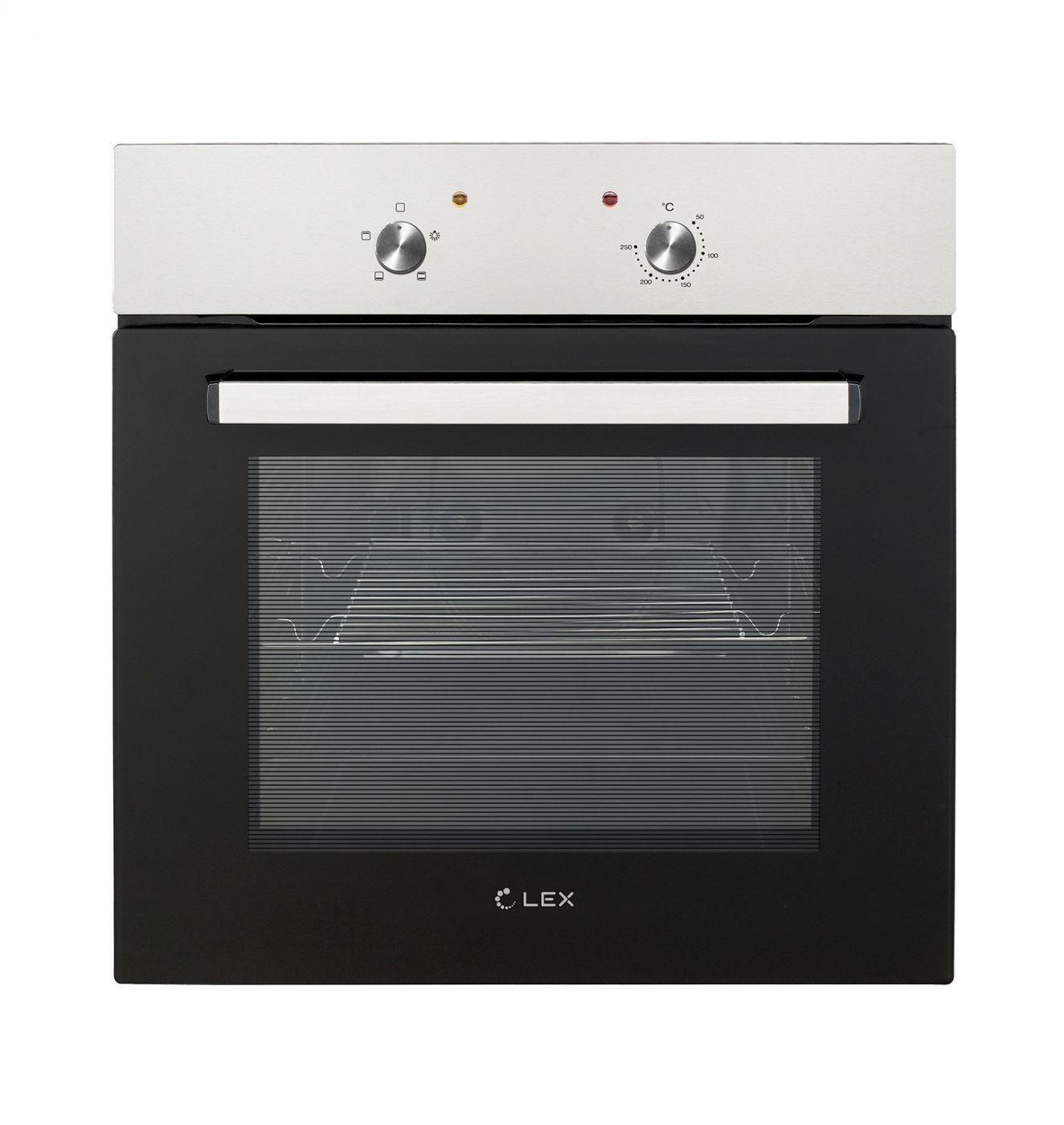 Электрический духовой шкаф LEX EDM 040 IX (CHAO000335)