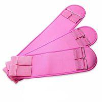 Ремни для выпрямления ног, цвет розовый (2)