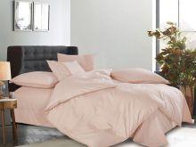 Постельное белье Сатин Cotton Lace евро Арт.31/002-LE