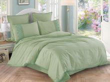Постельное белье Сатин Cotton Lace семейный Арт.41/004-LE