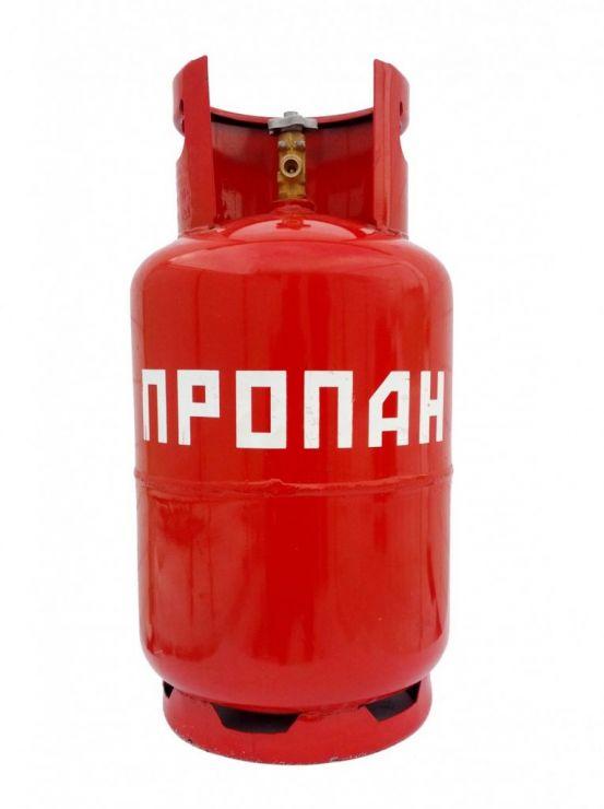 Баллон газовый 12л с ВБ-2 НЗГА