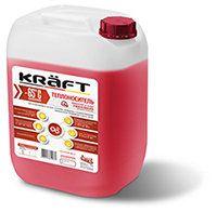 Теплоноситель KRAFT PROF -65C 10 кг