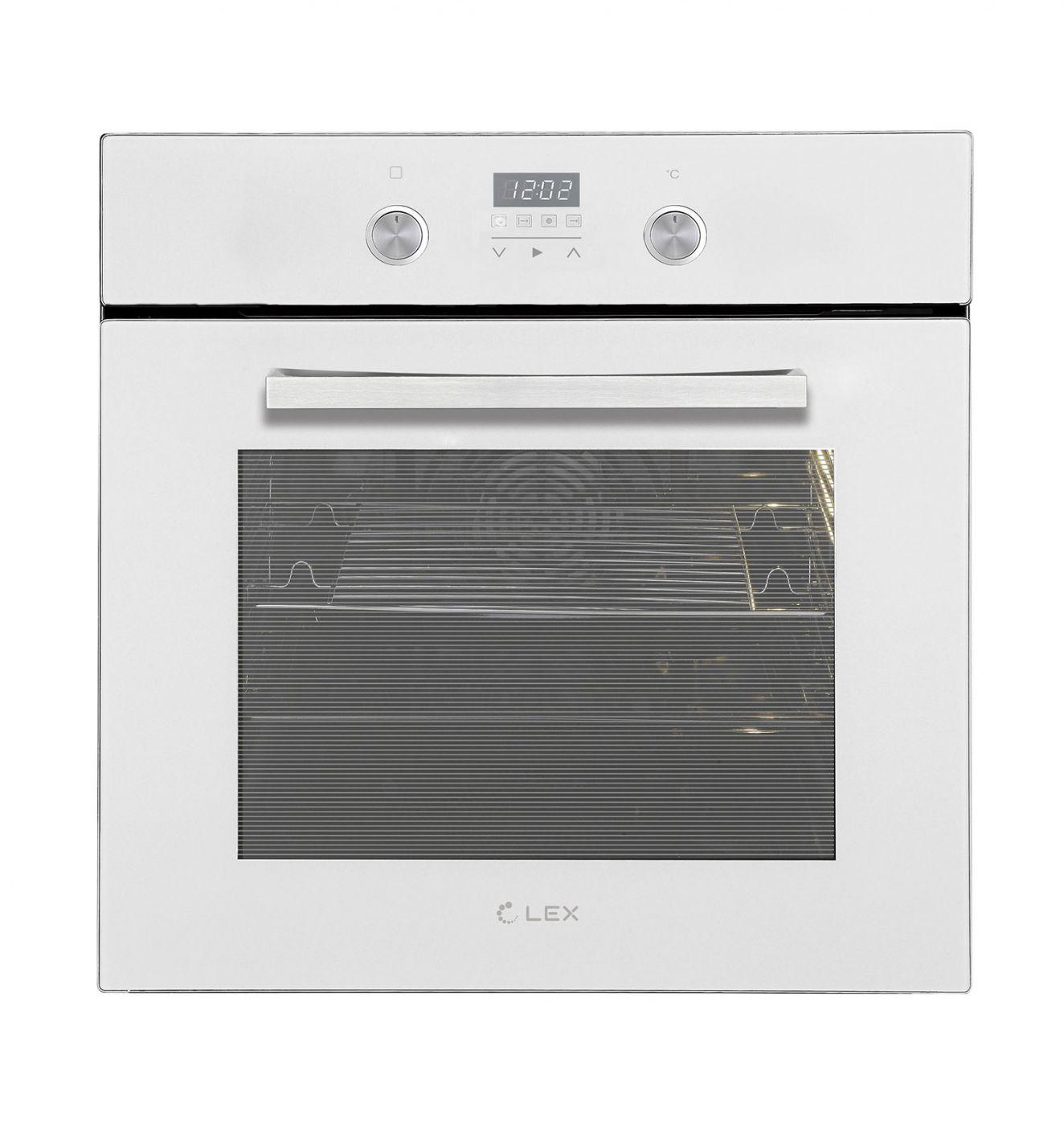 Электрический духовой шкаф LEX EDP 093 WH NEW (CHAO000317)