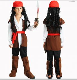 Детский карнавальный костюм Пират Карибского моря