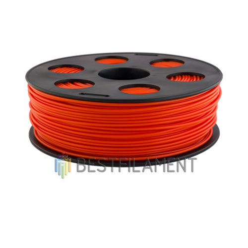 ABS пластик Bestfilament 1,75 мм, Красный, 1 кг