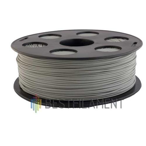 ABS пластик Bestfilament 1,75 мм, Светло-серый, 1 кг