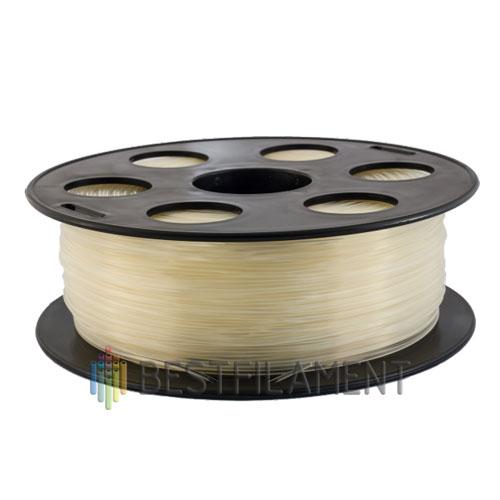 PLA пластик Bestfilament 1,75 мм, Натуральный , 1 кг